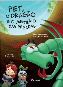 Pet, o dragão e o mistério das pegadas