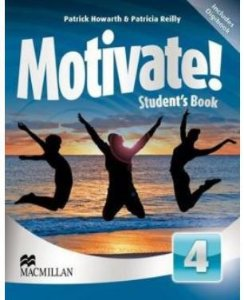 Motivate! - Students Book Pack Level 4