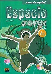 Espacio Joven A1 Libro Del Alumno + Cd-rom