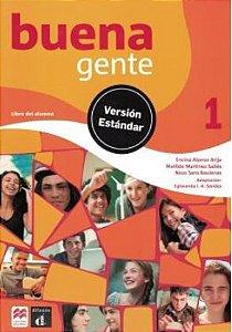 Buena Gente 1 Libro Del Alumno Estandar