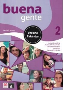 Buena Gente 2 Libro Del Alumno Estandar