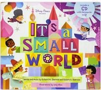 It's a Small World [With Audio CD] (Inglês)