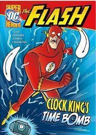 Clock King's Time Bomb (Inglês)