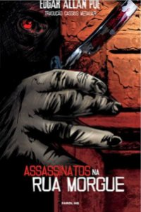 O ASSASSINATO NA RUA MORGUE - HQ