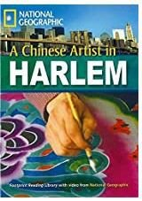 Footprint Reading Library - Level 6 2200 B2 - A Chinese Artist in Harlem: British English