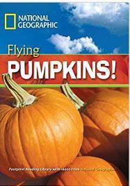 Footprint Reading Library - Level 3 1300 B1 - Flying Pumpkins!: American English (Inglês)