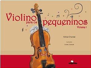 Violino para os pequeninos – Volume 1
