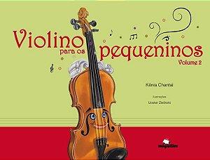 Violino para os pequeninos – Volume 2