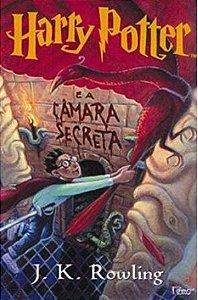 Harry Potter e a Câmara Secreta -BROCHURA