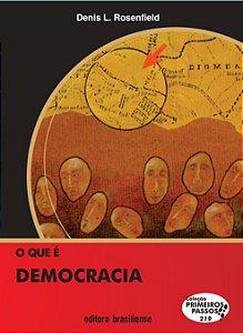 O QUE É DEMOCRACIA-COLEÇÃO PRIMEIROS PASSOS