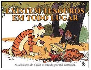 CALVIN E HAROLDO -  VOL. 11 EXISTEM TESOUROS EM TODO LUGAR