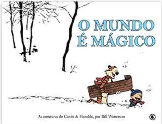 CALVIN E HAROLDO VOLUME 1 - O MUNDO É MÁGICO