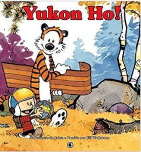 CALVIN E HAROLDO VOLUME 4-  YUKON HO