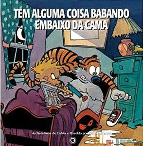 CALVIN E HAROLDO VOLUME 3 - TEM ALGUMA COISA BABANDO EMBAIXO DA CAMA