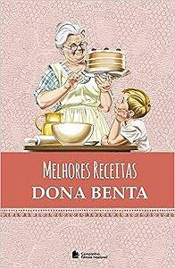 MELHORES RECEITAS DONA BENTA