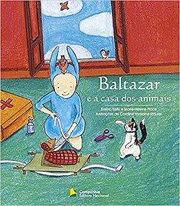 BALTAZAR E A CASA DOS ANIMAIS