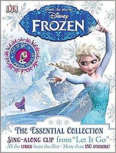 Disney Frozen The Essential Collection (Inglês) Capa dura