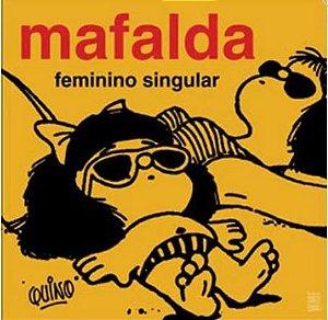 MAFALDA -FEMININO SINGULAR