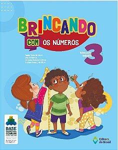 BRINCANDO COM OS NÚMEROS - VOL. 3