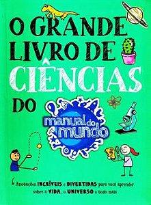 O Grande Livro De Ciencias Do Manual Do Mundo