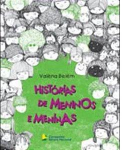 HISTÓRIAS DE MENINAS E MENINOS