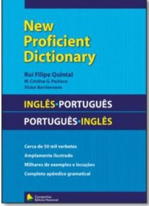 New Proficient Dictionary - Ingles / Portugues - Portugues / Ingles