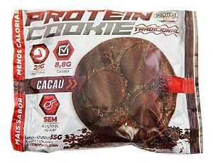 Cookie Proteico Com Whey  Protein Tech Sabor Cacau
