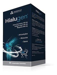 Hialugen Biobalance Colágeno Tipo 2 + Mágnésio  30 Caps