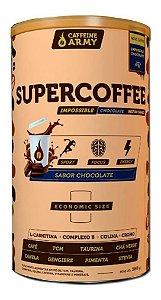 Super Coffee Chocolate Grande 380g  Economic Caffeine Army