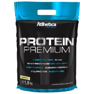 Protein Premium Refil 1,8 Kg - Atlhetica Nutriton