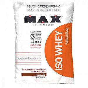 Iso Whey 1,8 Kg - Max Titanium