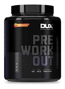 Dux Novo Pré Treino Pre Workout Pro 600g Dux Nutrition