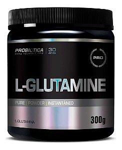 L-glutamine Glutamina 300g Pure - Probiótica