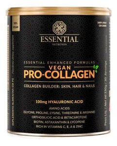 Vegan Pro-collagen Colageno Vegan 330g - Essential Nutrition