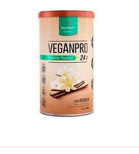 Veganpro Whey Vegano Nutrify - 550g - Proteína Vegetal