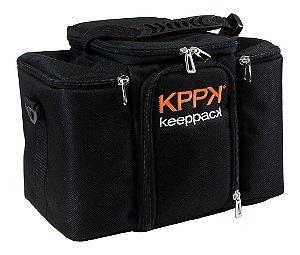 Bolsa Térmica Keeppack Max Mantém Marmitas - Envio Rápido