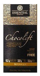 12 Chocolift Barras Proteina - Essential Escolha Sabor