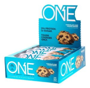 One Oh Yeah Protein Bars Barra Proteina 12 Un 60g - Sabores