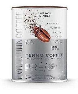 Evolution Coffee 220g - Desinchá Café Termogênico Arábic