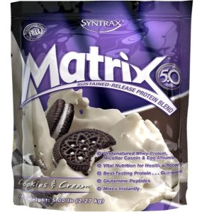 Matrix 5.0 - 5 Lb - 2,270 Kg Importado - Syntrax