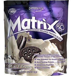 Matrix 5.0 - 5 Lb - 2,270 Kg Importado - Syntrax