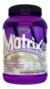 Whey Protein Blend Matrix 907g 2lbs - Syntrax