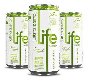 Life Booster Energetico C/ 6 Ultra Zero Promoção