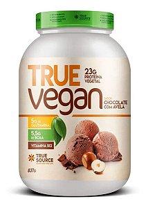 True Source True Vegan 837g - Melhor Proteína Vegana