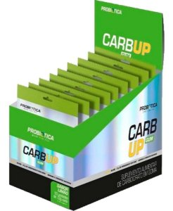 Carb Up Gum - (display C/ 10 Sachês 30g) - Probiótica