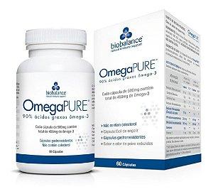 Biobalance Omegapure 60 Cápsulas - Omega Pure