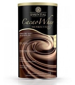 Cacao Whey Essential Nutrition - 450g