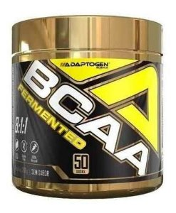 Bcaa Fermented 8:1:1 200g - Adaptogen Science Importado