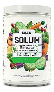 Solum Lançamento Dux Nutrition Pote 450g