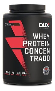 Dux Whey Protein Concentrado Pote 900g - Dux Nutrition